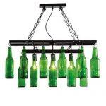 hanglamp Bierflesjes