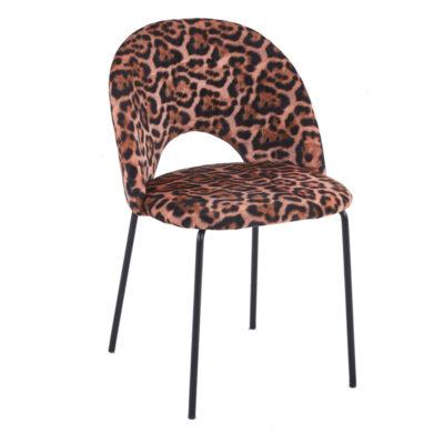 Eetkamerstoel Luipaard- Livik meubelen