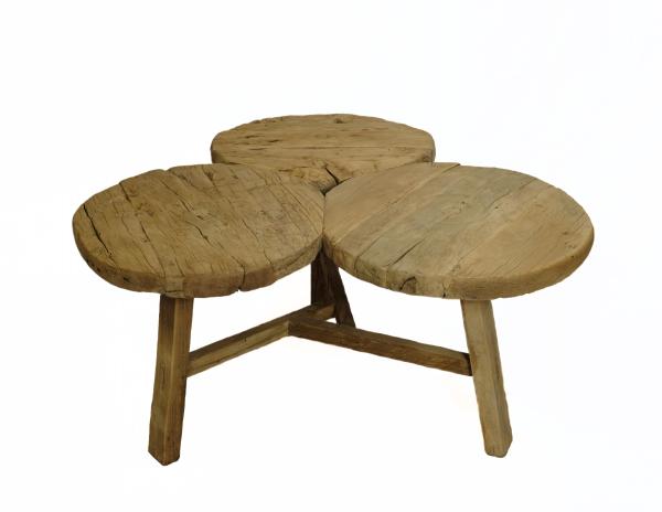 Salontafel Wagenwiel - Livik meubelen