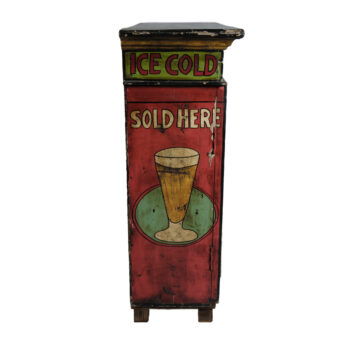 Kast coca cola - Livik meubelen