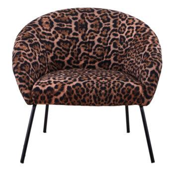 Fauteuil Luipaard - Livik meubelen