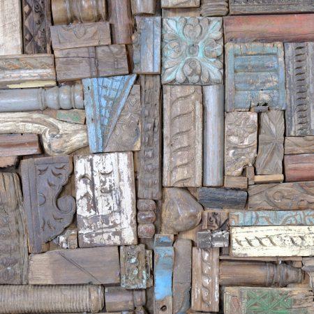 Decoratie snijwerk - Livik meubelen