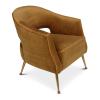 Fauteuil Kate Goud - Livik meubelen