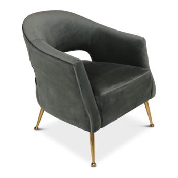Fauteuil Kate Groen - Livik meubelen