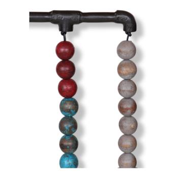 Hanglamp kralen - Livik meubelen