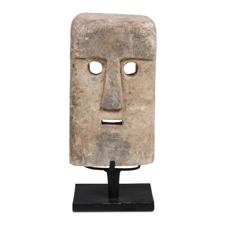 Masker steen 55cm - Livik meubelen