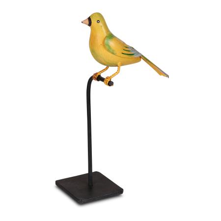 Vogeltje kanarie geel - Livik meubelen