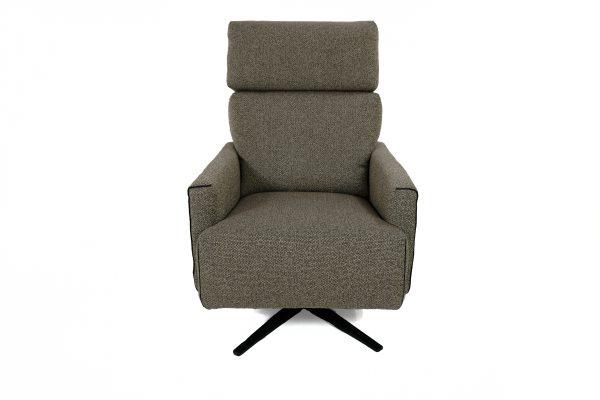 Rom fauteuil Cubi King - Livik meubelen