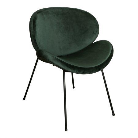Eetkamerstoel Janne Groen - Livik meubelen