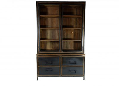 Vitrinekast Aramis - Livik meubelen