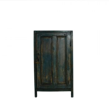 Kast wood blue - Livik meubelen