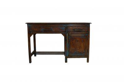 Bureau Wood blue - Livik meubelen